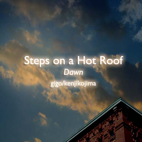 Steps on a Hot Roof Dawn
