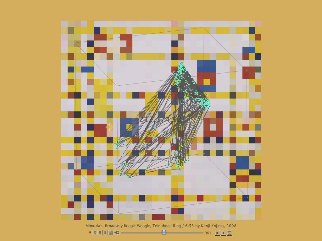 Mondrian, Broadway Boogie-Woogie Excerpt