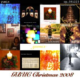 GBUC Christmas 2008 op.081223