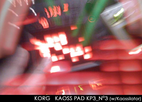 KAOSS PAD KP3_N°3