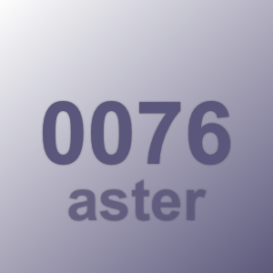 0076 aster