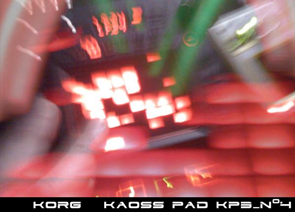 KAOSS PAD KP3_N°4