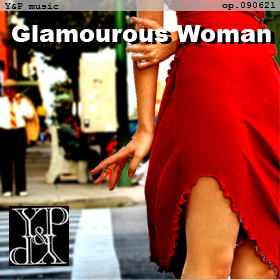 Glamourous Woman op.090621