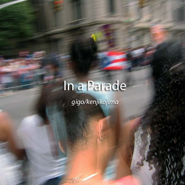 In a Parade