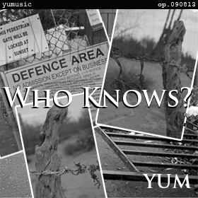 who knows? - unplugged - op.090813