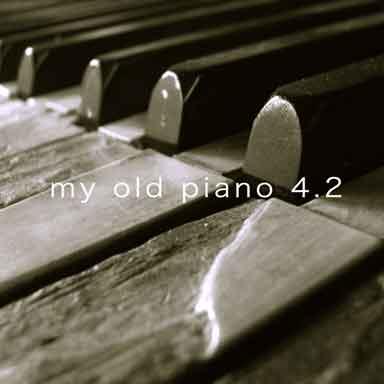 fine old piano 4.2
