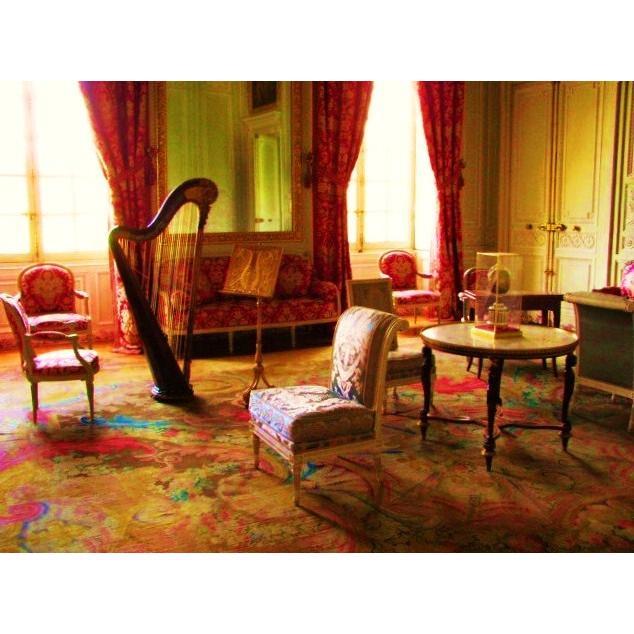 回帰の城 「貴族趣味な部屋」