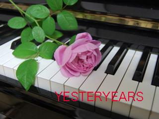 YESTERYEARS Piano Version