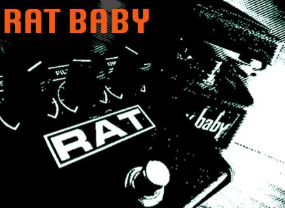 RAT BABY