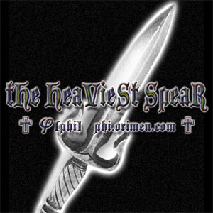 tHe HeaVieSt SpeaR