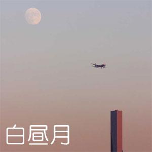 白昼月 with ギタレレ