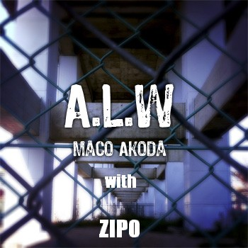 A.L.W with zipo