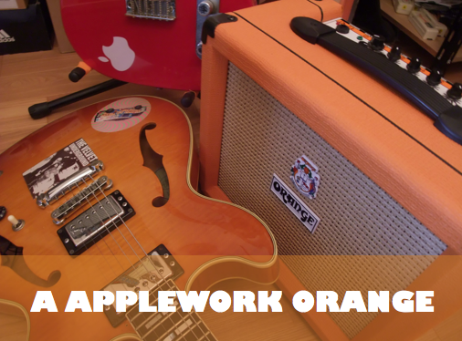 リンゴ仕掛けのオレンジ