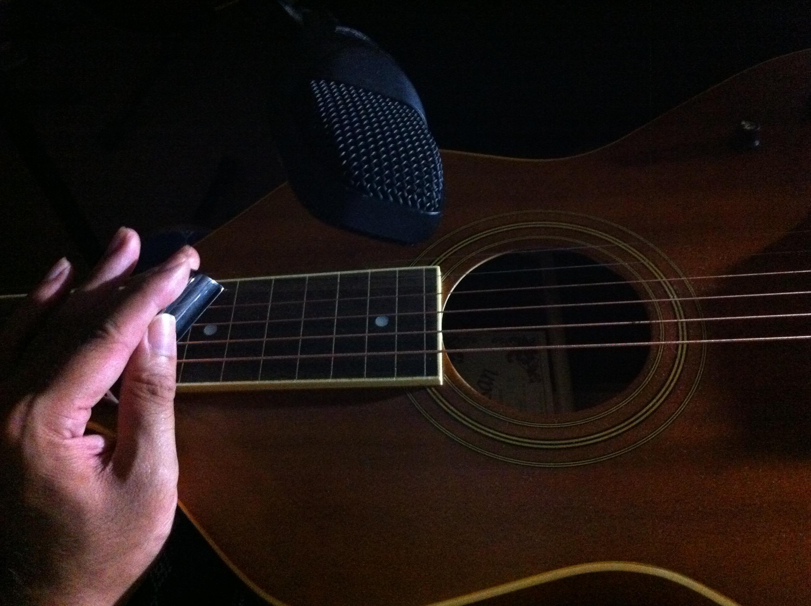 ワイゼンボーン・スティールギターに挑戦!!(Amazing Grace、next townなど)