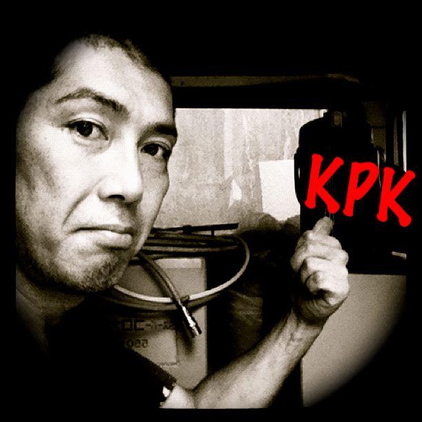 ギリギリの美学 KPK