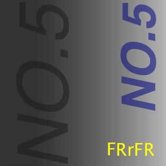 "Symphony No.5 ""FRrFR"" 1st mov."