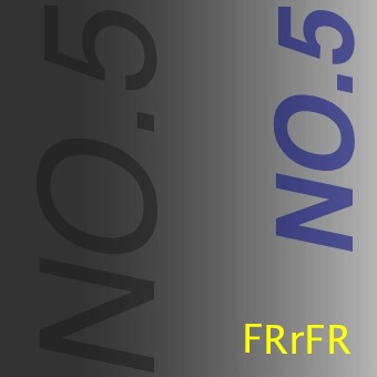 "Symphony No.5 ""FRrFR"" 3rd mov."