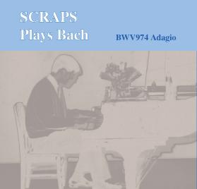 BWV 974 第2楽章 Adagio