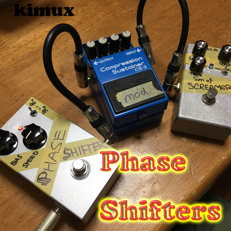 Phase Shifters