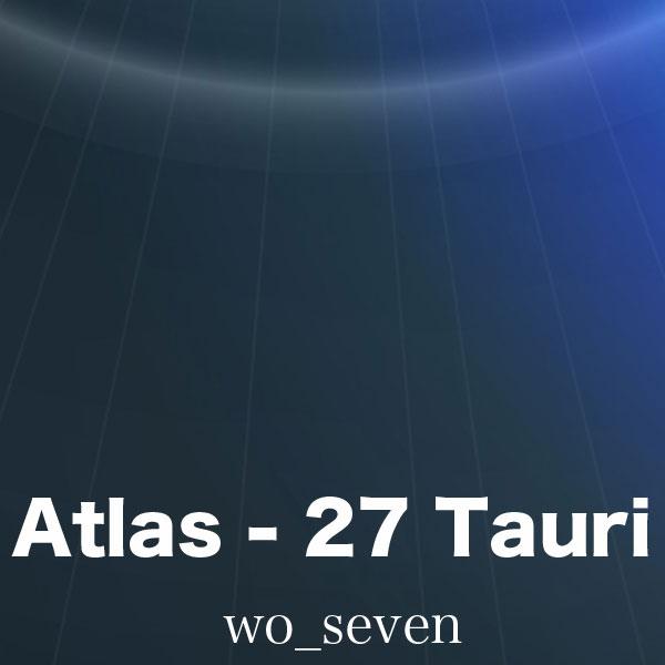 Atlas - 27 Tauri