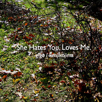 She Hates You, Loves Me.