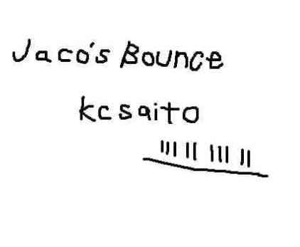 jaco's bounce