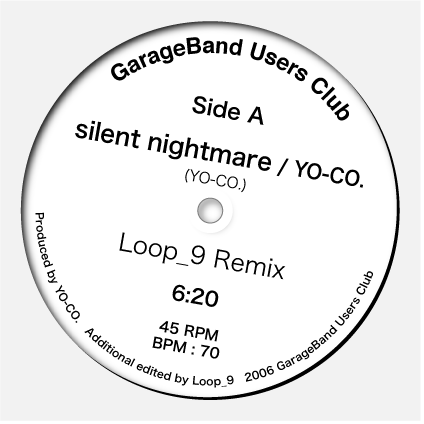 Silent Nightmare (Loop_9 Remix)