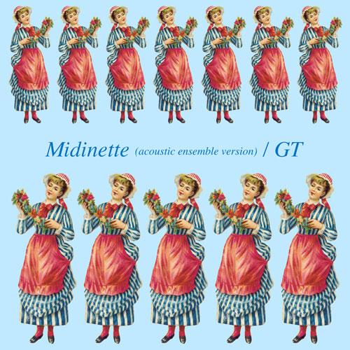 Midinette(acoustic ensemble version)