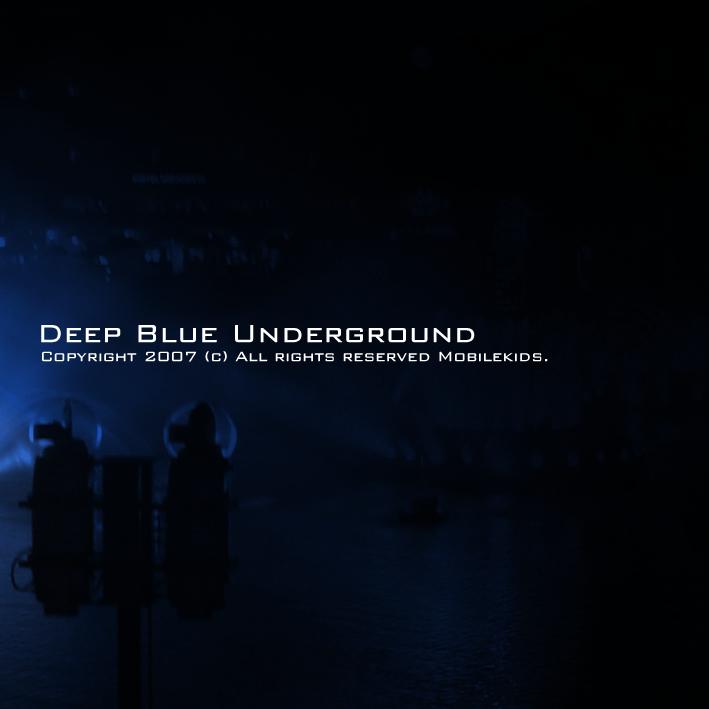 Deep Blue Underground