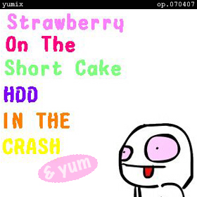 Strawberry On The Short Cake - yumix op.070407