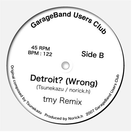 Detroit? (Wrong)