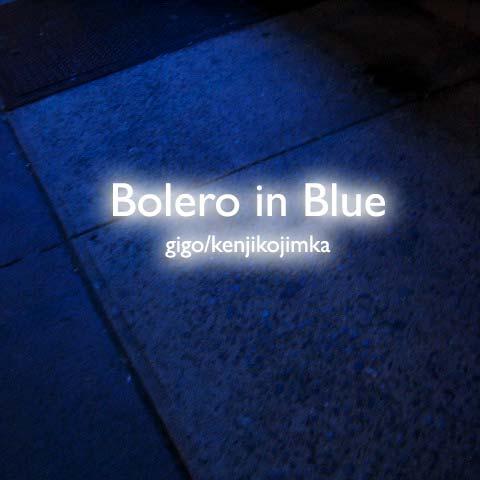 Bolero in Blue