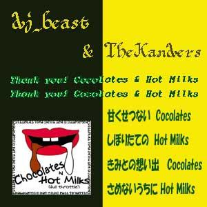 Thanks U, Chocolates and Hot Milks