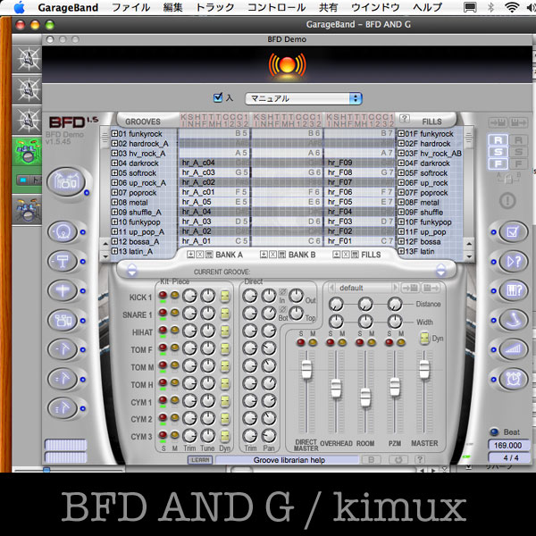 BFD AND G Version 2