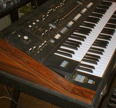 i can play the organ