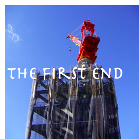 The first end