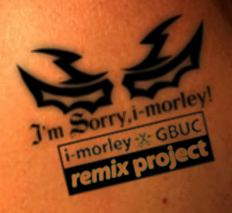 I'm Sorry,i-morley!