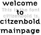 citizenbold